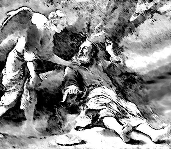 Elijah & Angel