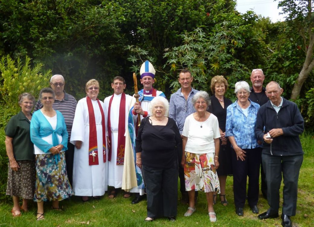 Ordinations celebrated at McLeod Bay, Whangarei Heads