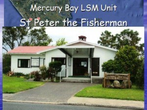 St Peter Whitianga Mercury Bay
