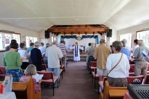 St Francis Tairua Advent Service 2014